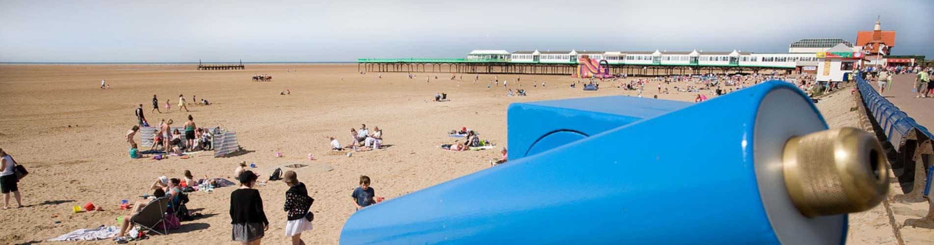 Coach Holidays to Lytham St Annes​