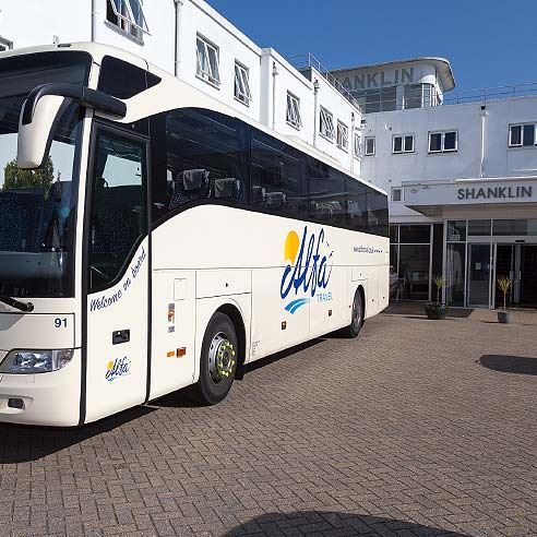 Coach Holidays UK