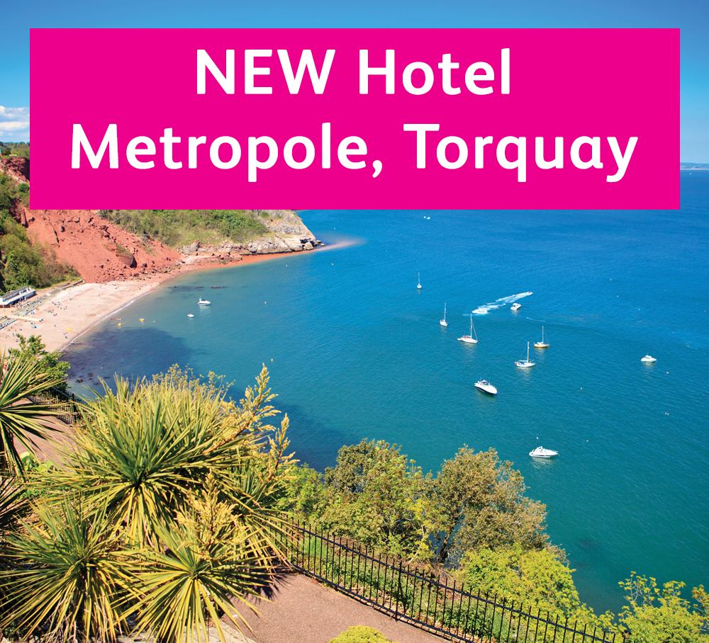 Metropole Hotel Torquay