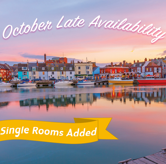 October Availability