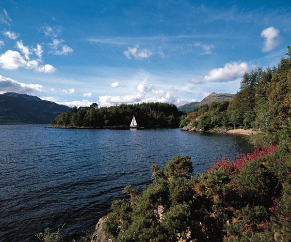 Coach Holidays to Loch Lomond