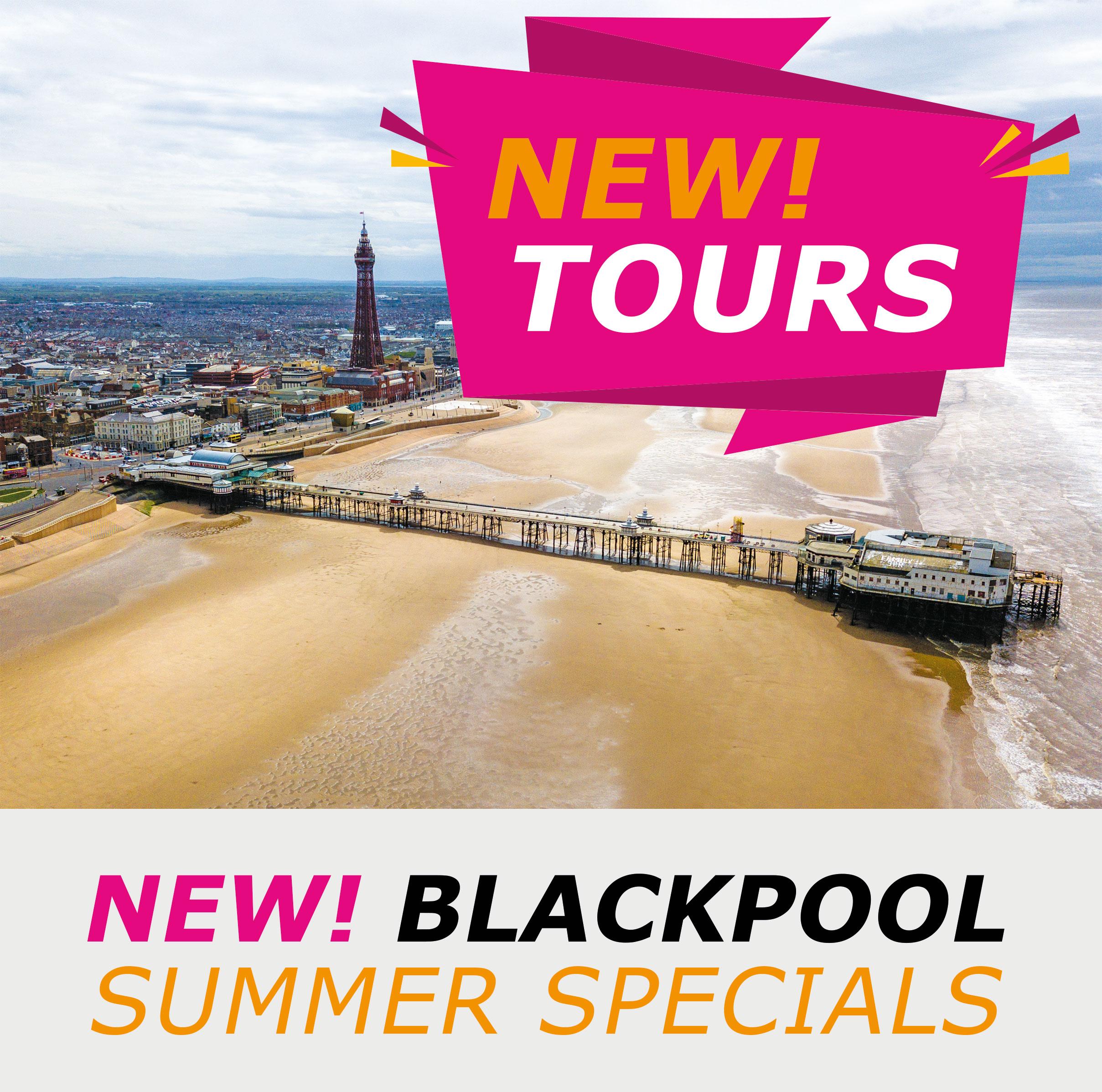 Blackpool Summer Specials