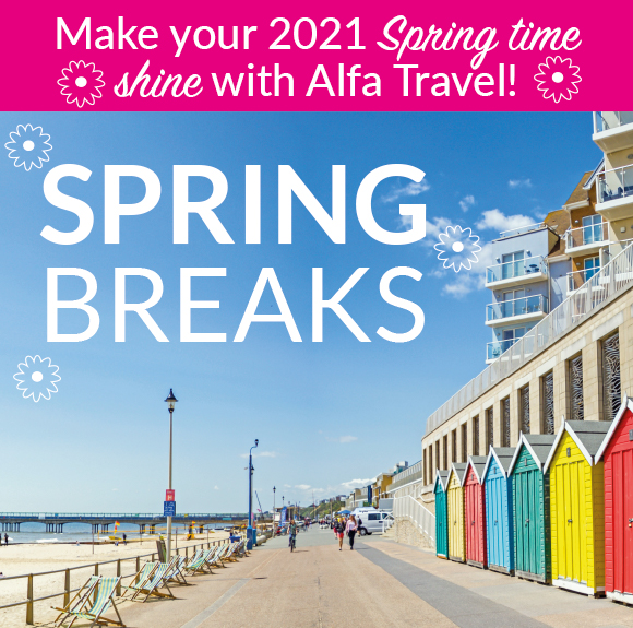 Spring with Alfa Travel