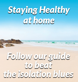Top tips to beat the isolation blues