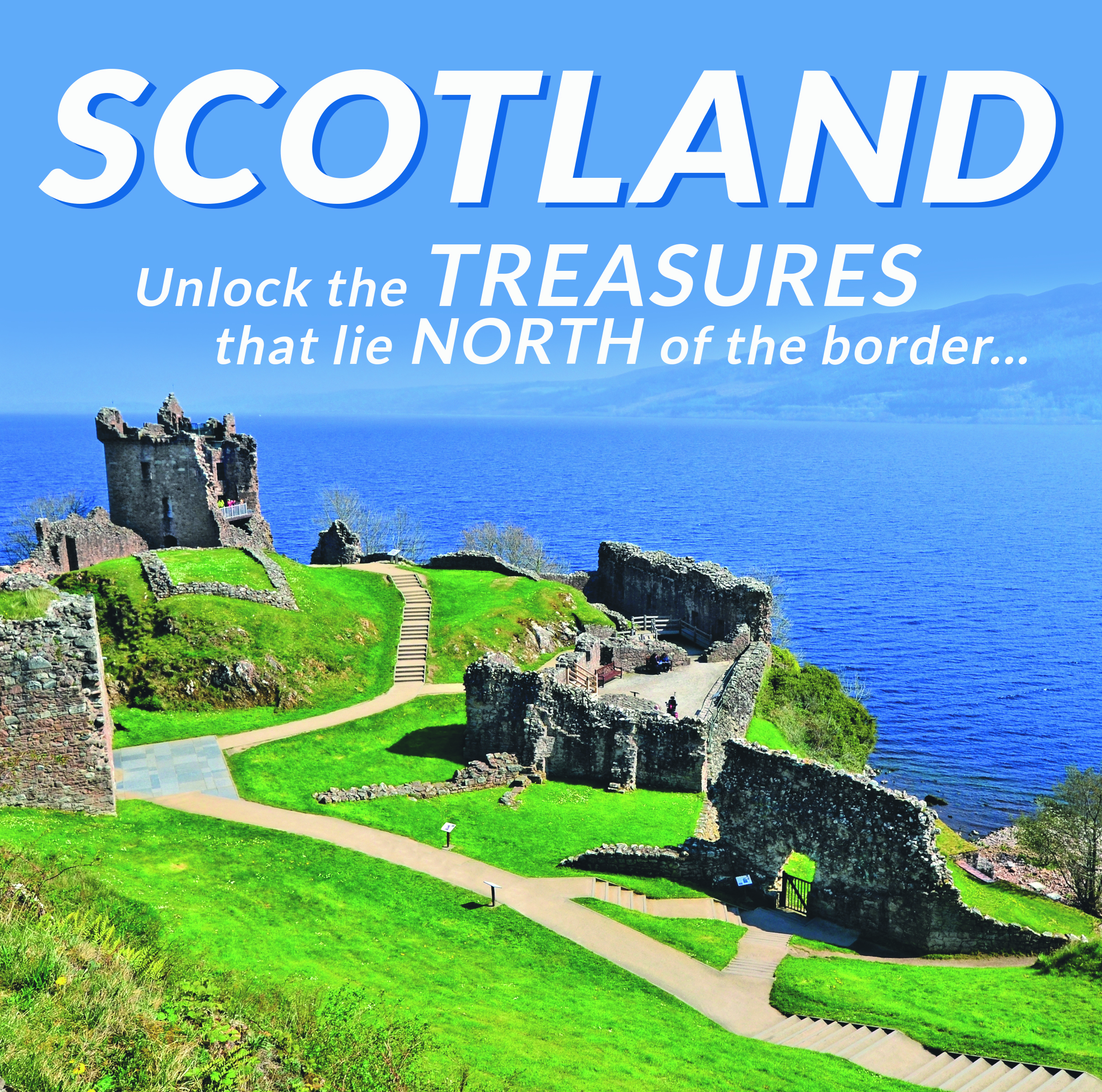 Scotland – Reasons to Visit North of the Border
