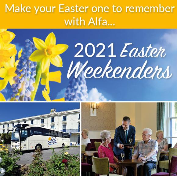 2021 Easter Weekenders