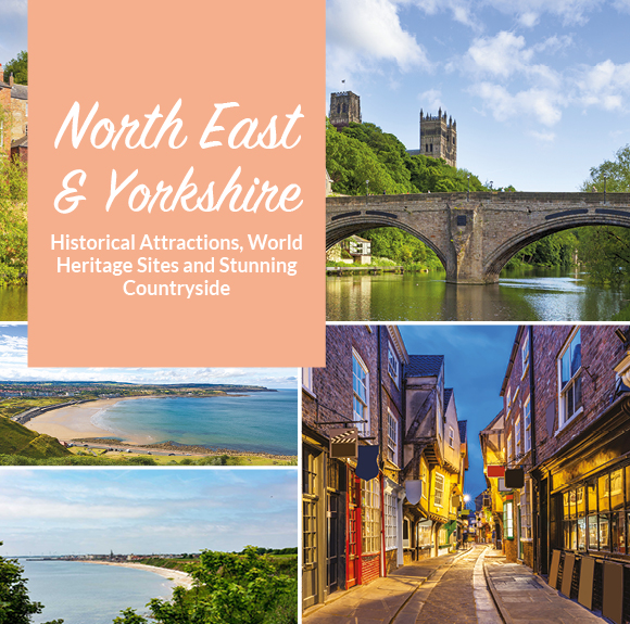 Discover the North East & Yorkshire