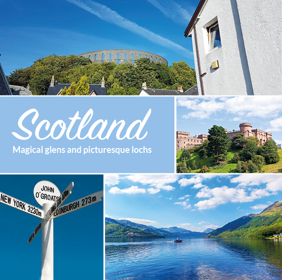 Make memories in stunning Scotland
