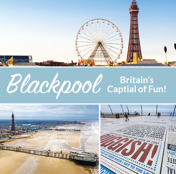 Brilliant Blackpool