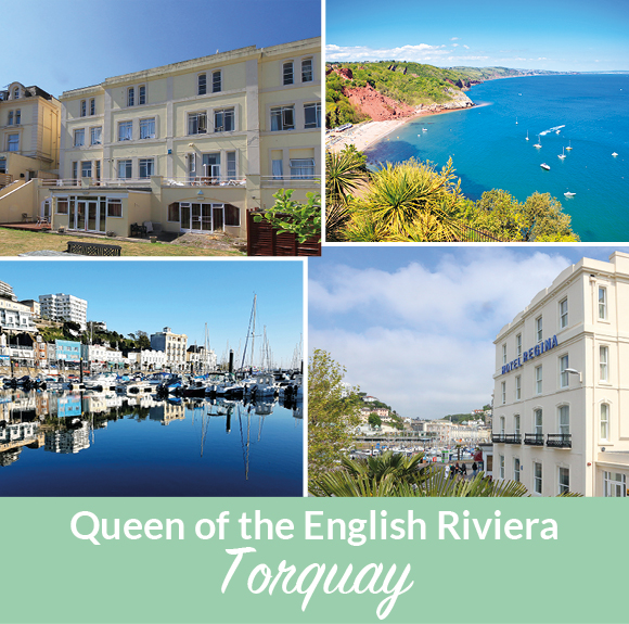 Queen of the English Riviera