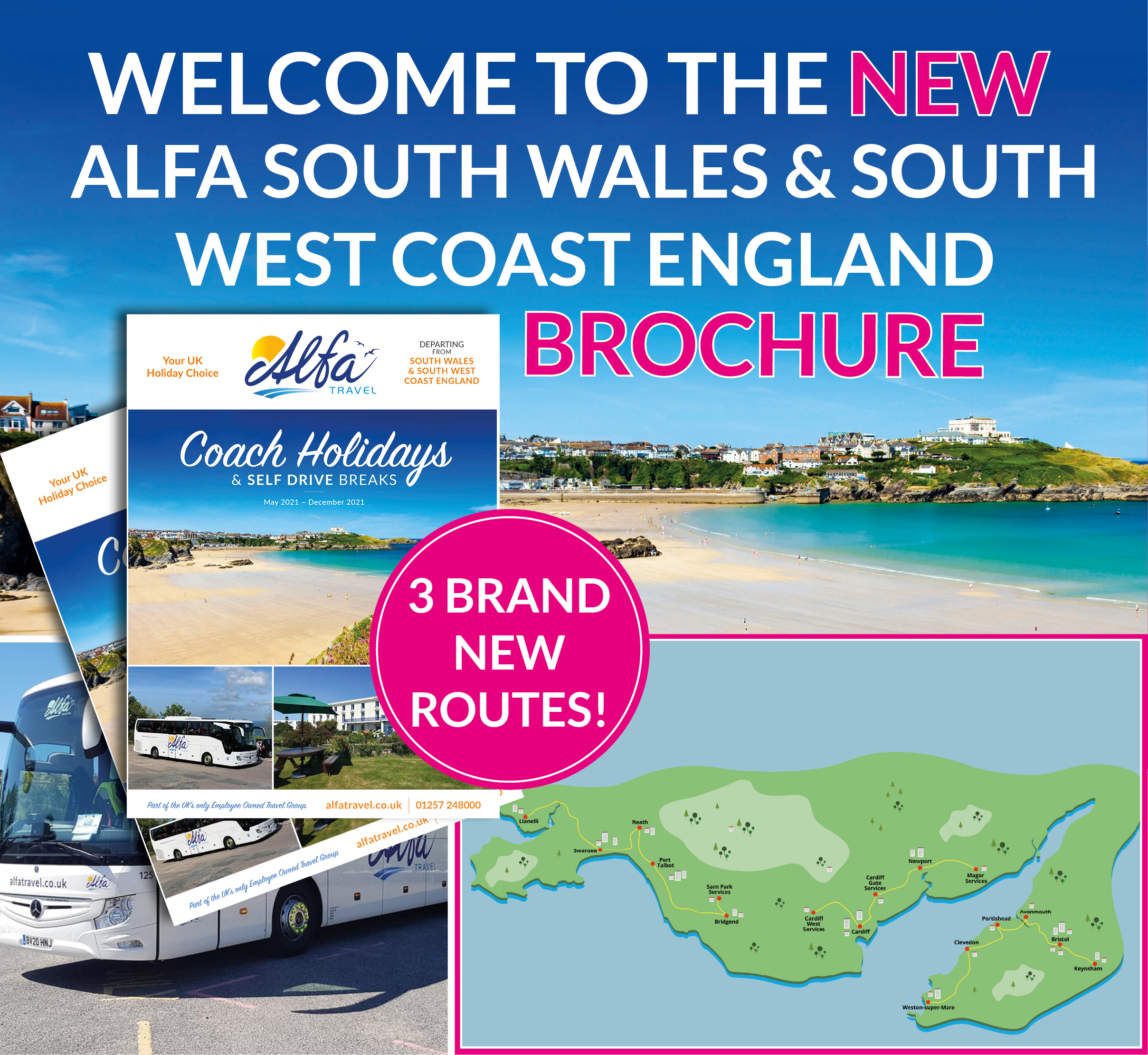 New South Wales & South West England Brochure