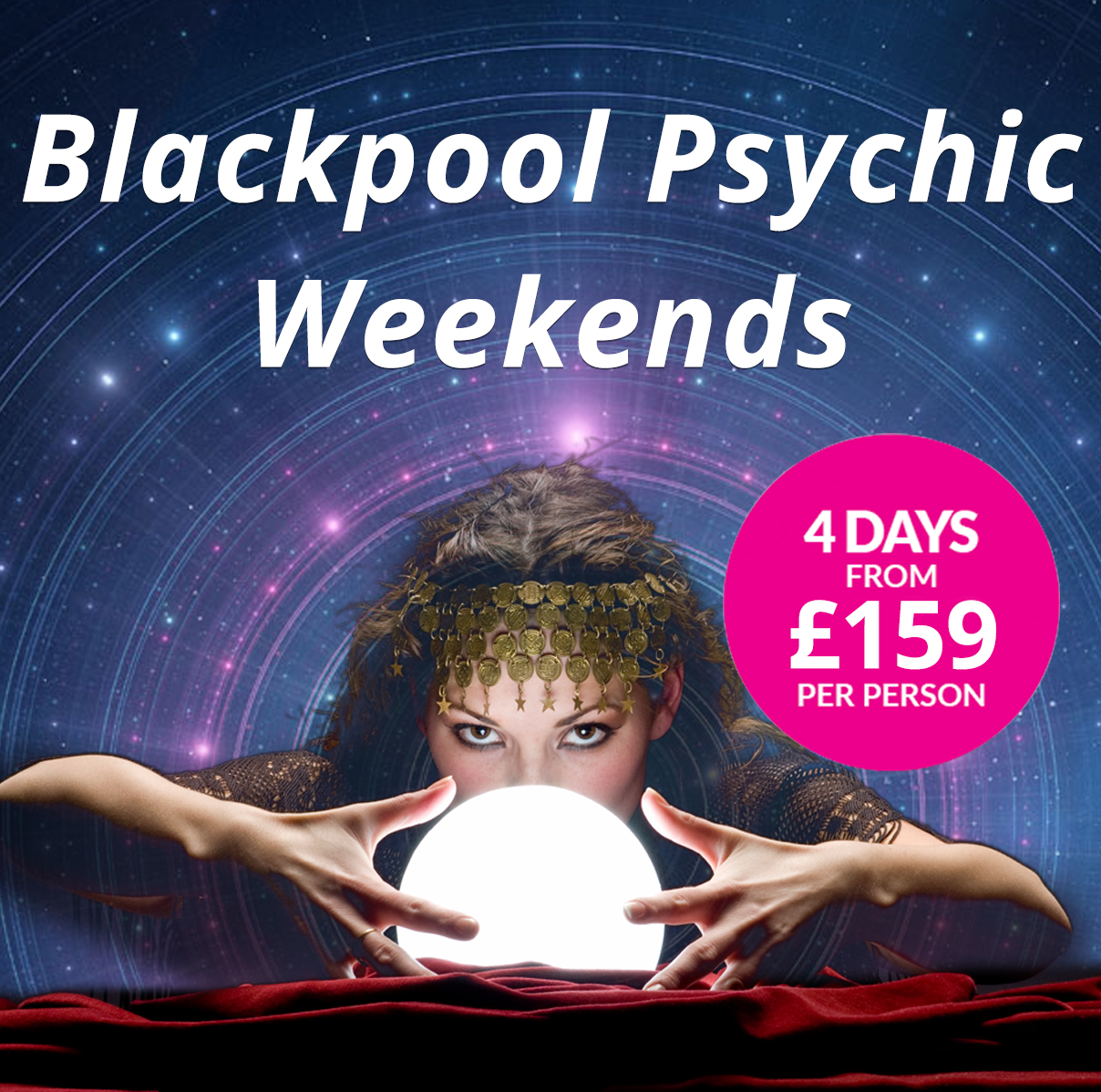 Psychic Weekends