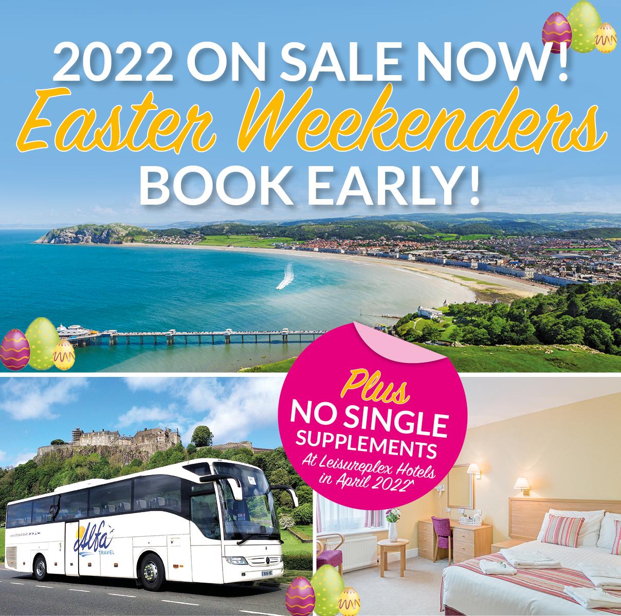 2022 Easter Weekenders