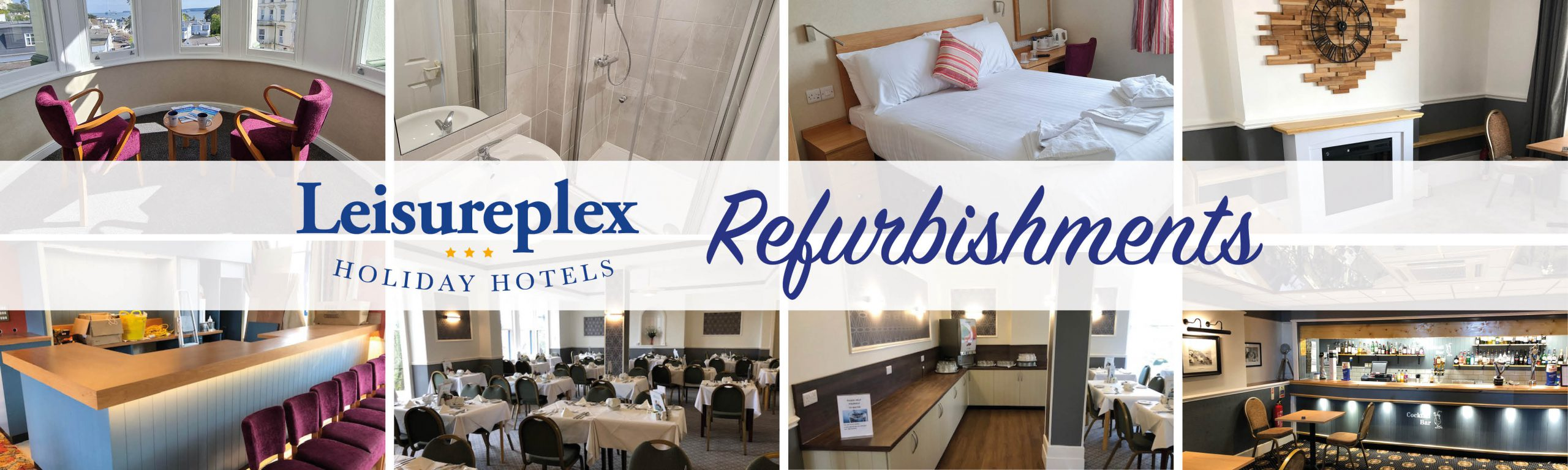 Hotel Refurbishment Leisureplex Uk seaside hotels