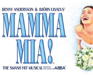 Mamma Mia! The Musical Tours